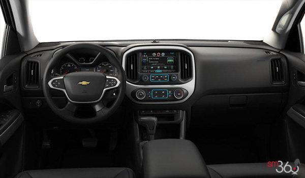 2017 Chevrolet Colorado LT | Photo 3 | Jet Black Cloth