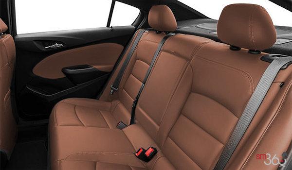 2017 Chevrolet Cruze PREMIER | Photo 2 | Jet Black/Kalahari Leather