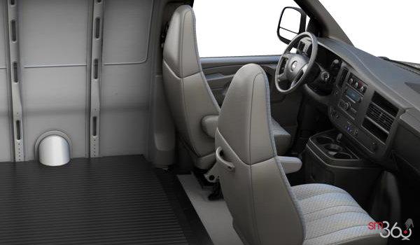 2017 Chevrolet Express 2500 CARGO | Photo 1 | Medium Pewter Cloth