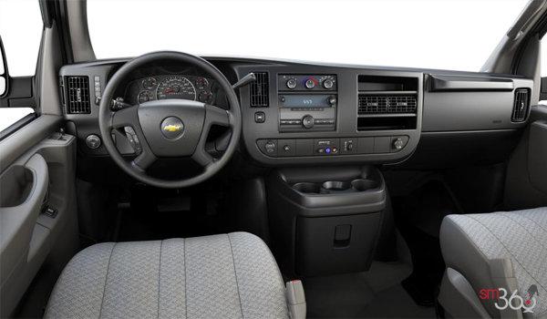 2017 Chevrolet Express 2500 CARGO | Photo 3 | Medium Pewter Cloth