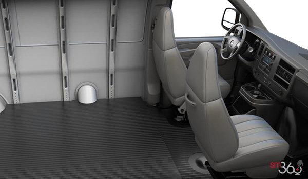 2017 Chevrolet Express 2500 CARGO | Photo 1 | Medium Pewter Vinyl