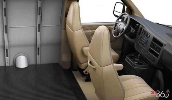 2017 Chevrolet Express 3500 CARGO | Photo 1 | Neutral Cloth