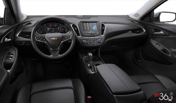 2017 Chevrolet Malibu Hybrid HYBRID | Photo 3 | Jet Black Leather