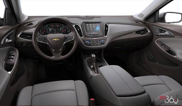 2017 Chevrolet Malibu Hybrid HYBRID | Photo 3 | Dark Atmosphere/Medium Ash Grey Premium Cloth