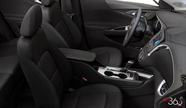 2017 Chevrolet Malibu Hybrid HYBRID | Photo 1 | Jet Black Premium Cloth