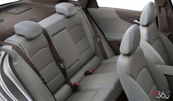 2017 Chevrolet Malibu L | Photo 2 | Dark Atmosphere/Medium Ash Grey Premium Cloth