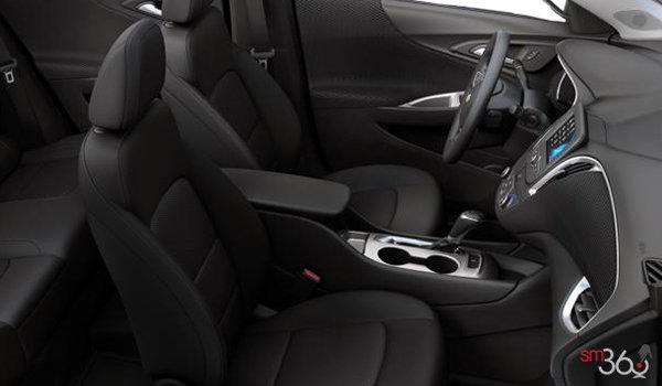 2017 Chevrolet Malibu LS | Photo 1 | Jet Black Premium Cloth