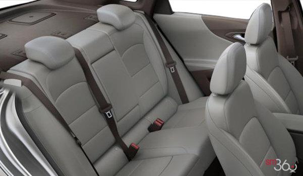 2017 Chevrolet Malibu LT | Photo 2 | Dark Atmosphere/Medium Ash Grey Leather
