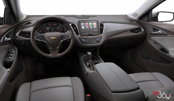2017 Chevrolet Malibu LT | Photo 3 | Dark Atmosphere/Medium Ash Grey Leather