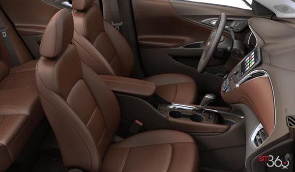 2017 Chevrolet Malibu PREMIER | Photo 1 | Dark Atmosphere/Loft Brown Leather