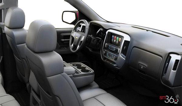 2017 Chevrolet Silverado 1500 LT Z71 | Photo 1 | Dark Ash/Jet Black Cloth