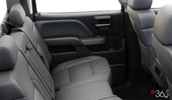 2017 Chevrolet Silverado 1500 LTZ Z71 | Photo 2 | Dark Ash/Jet Black Perforated Leather