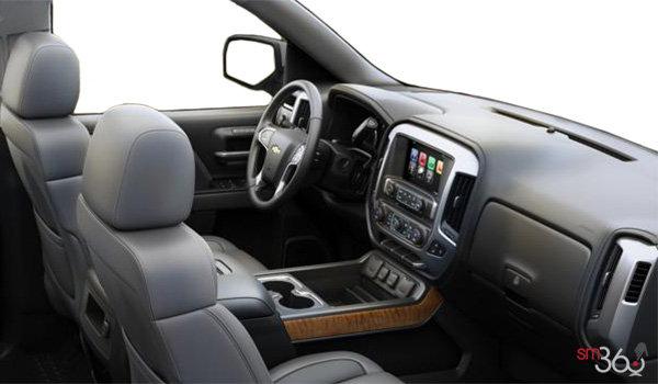 2017 Chevrolet Silverado 1500 LTZ Z71 | Photo 1 | Dark Ash/Jet Black Perforated Leather