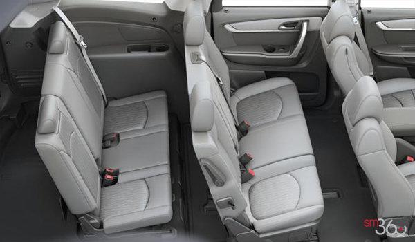 2017 Chevrolet Traverse 1LT | Photo 2 | Light Titanium/Dark Titanium Premium Cloth