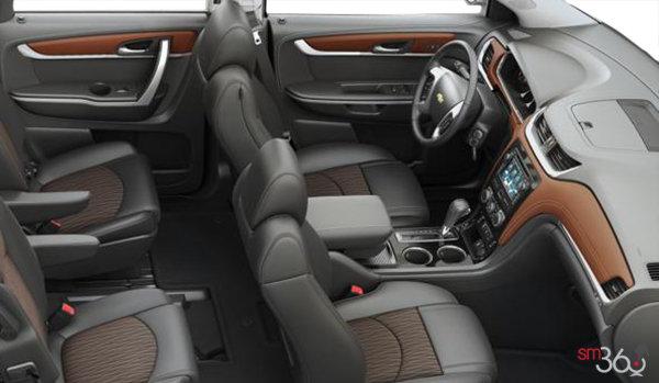 2017 Chevrolet Traverse 2LT | Photo 1 | Saddle/Ebony Premium Cloth