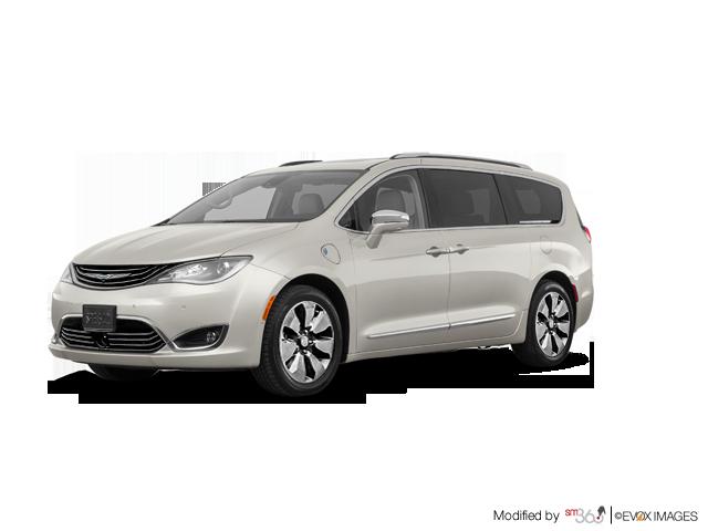 Chrysler Pacifica Hybrid Platinum 2017