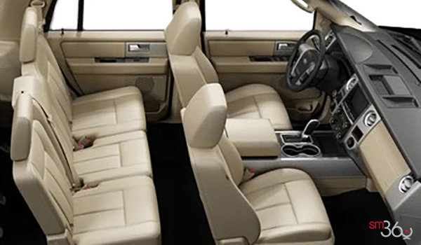 2017 Ford Expedition LIMITED | Photo 1 | Dune Leather with perforated inserts