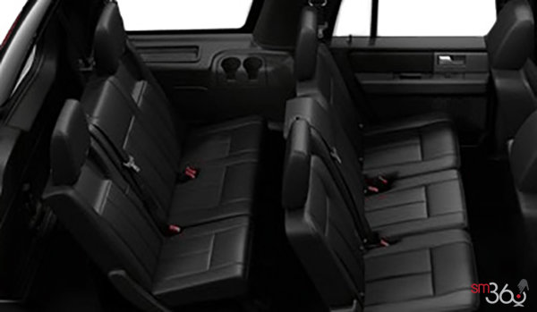 2017 Ford Expedition LIMITED | Photo 2 | Ebony Leather with perforated inserts
