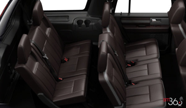 2017 Ford Expedition PLATINUM | Photo 2 | Brunello Luxury Leather with perforated insert and Agate Tuxedo Stripe