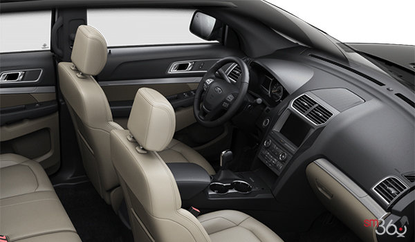 2017 Ford Explorer XLT | Photo 1 | Medium Light Camel Leather