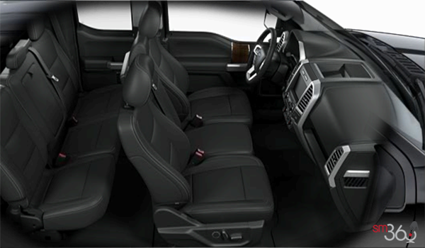 2017 Ford F-150 LARIAT | Photo 1 | Black Leather