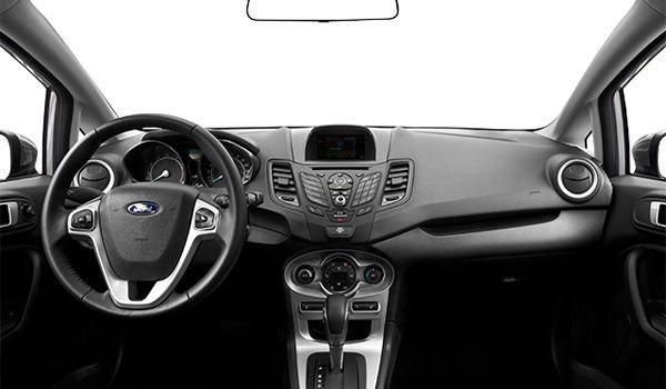 2017 Ford Fiesta Hatchback SE | Photo 3 | Charcoal Black Cloth