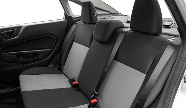 2017 Ford Fiesta Sedan S   Photo 2   Charcoal Black Cloth