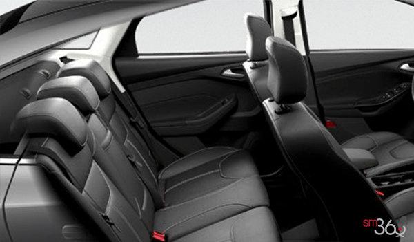 2017 Ford Focus Sedan TITANIUM | Photo 2 | Charcoal Black Leather