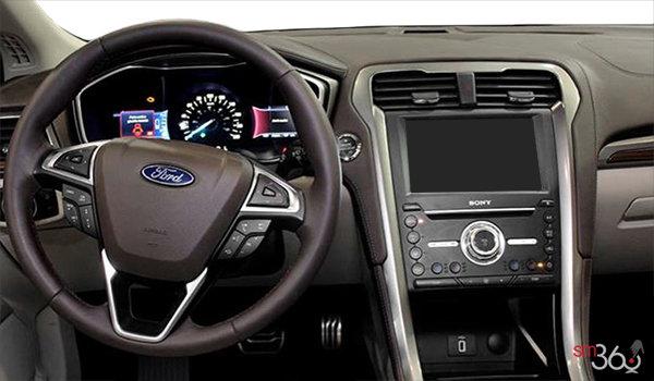 2017 Ford Fusion Energi PLATINUM | Photo 3 | Cocoa Leather