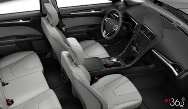 2017 Ford Fusion Energi TITANIUM | Photo 1 | Medium Soft Ceramic Leather