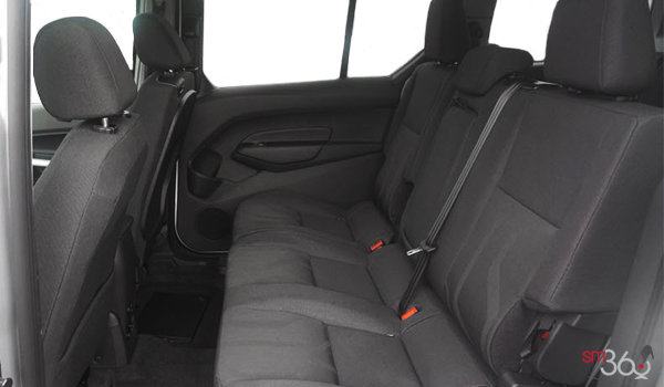 2017 Ford Transit Connect XLT WAGON | Photo 2 | Charcoal Black Cloth