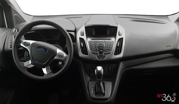 2017 Ford Transit Connect XLT WAGON | Photo 3 | Charcoal Black Cloth
