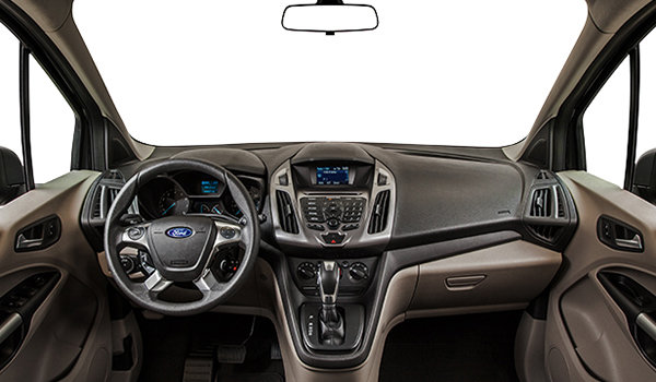 2017 Ford Transit Connect XLT WAGON | Photo 3 | Medium Stone Cloth