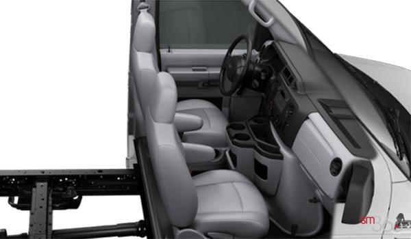 2017 Ford E-Series Cutaway 450 | Photo 1 | Medium Flint Vinyl