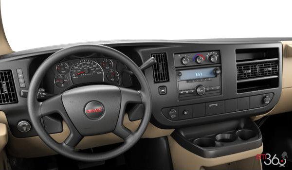 2017 GMC Savana 3500 CARGO | Photo 3 | Neutral Cloth