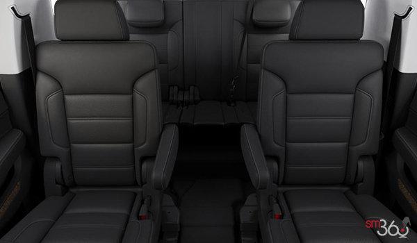 2017 GMC Yukon XL DENALI | Photo 2 | Jet Black Perforated Leather