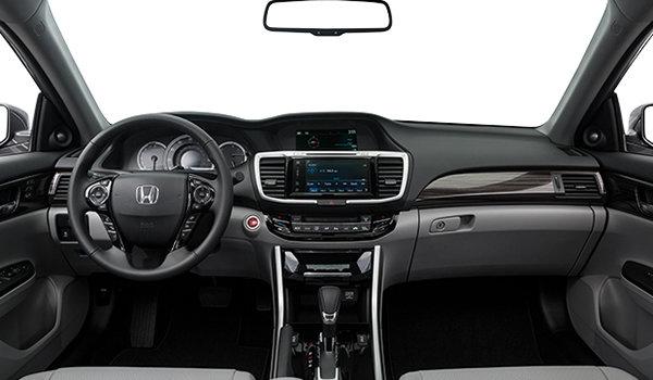 2017 Honda Accord Sedan EX-L V6 | Photo 3 | Grey Leather