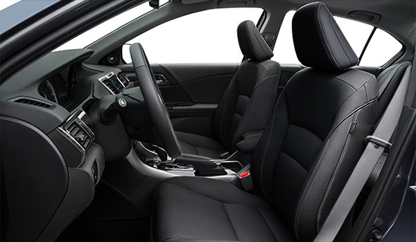 2017 Honda Accord Sedan EX-L V6 | Photo 1 | Black Leather