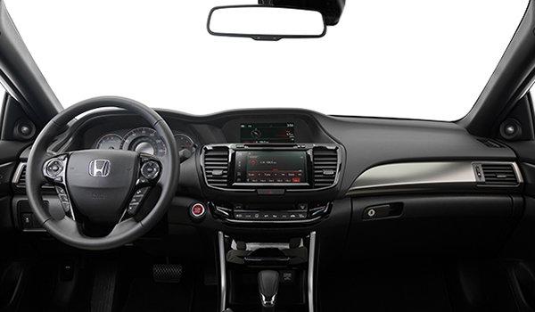 2017 Honda Accord Coupe TOURING V6 | Photo 3 | Ivory Leather