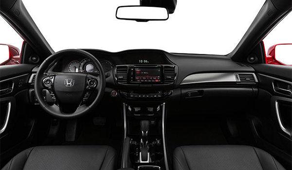 2017 Honda Accord Coupe TOURING V6 | Photo 3 | Black Leather