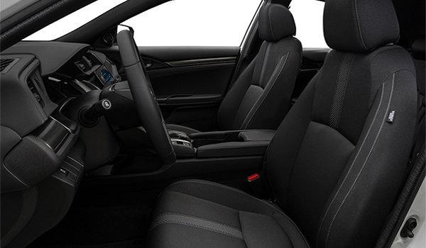 2017 Honda Civic hatchback SPORT   Photo 1   Black Fabric