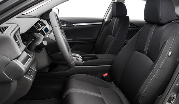 2017 Honda Civic Sedan LX-HONDA SENSING | Photo 1 | Black Fabric