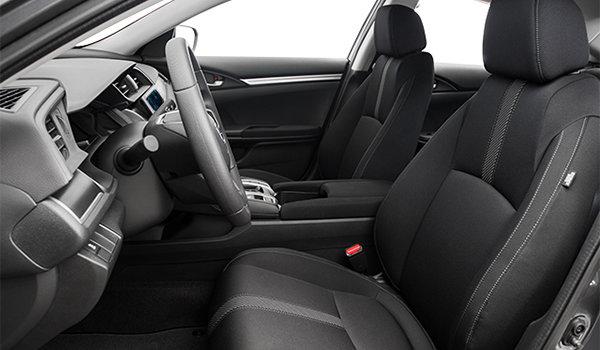 2017 Honda Civic Sedan LX | Photo 1 | Black Fabric