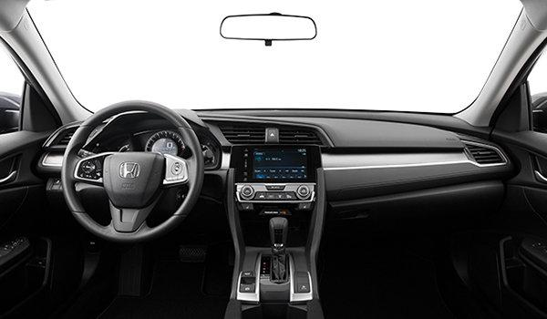 2017 Honda Civic Sedan LX | Photo 3 | Black Fabric