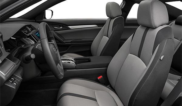 2017 Honda Civic Coupe LX-HONDA SENSING | Photo 1 | Grey Fabric