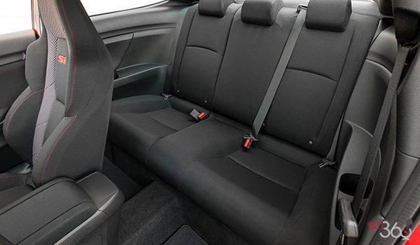 2017 Honda Civic Coupe SI | Photo 2 | Black Fabric