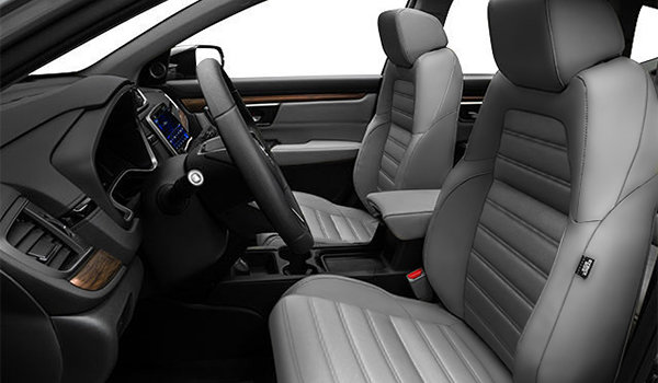 2017 Honda CR-V EX | Photo 1 | Grey Fabric