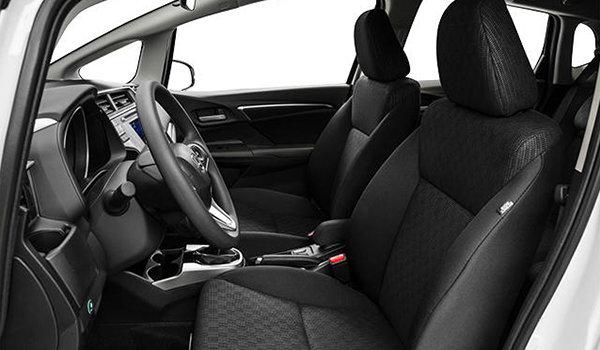 2017 Honda Fit LX | Photo 1 | Black Fabric