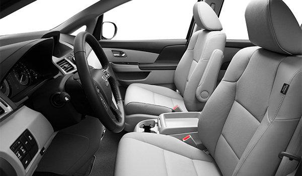 2017 Honda Odyssey EX-L NAVI | Photo 1 | Grey Leather
