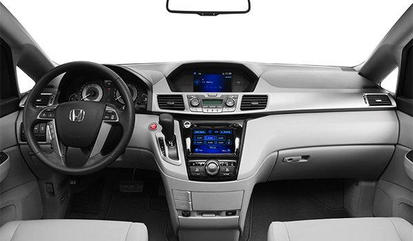 2017 Honda Odyssey EX-L NAVI | Photo 3 | Grey Leather